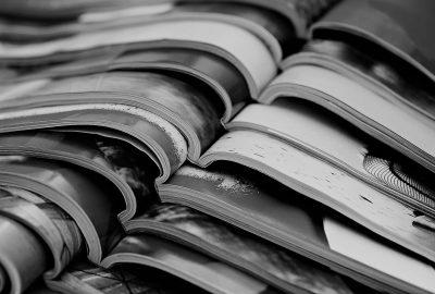 Supanz Korrektur Magazine